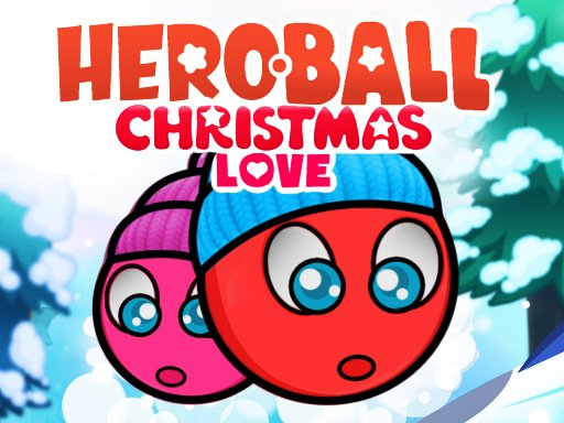 Play Red Ball Christmas love Online