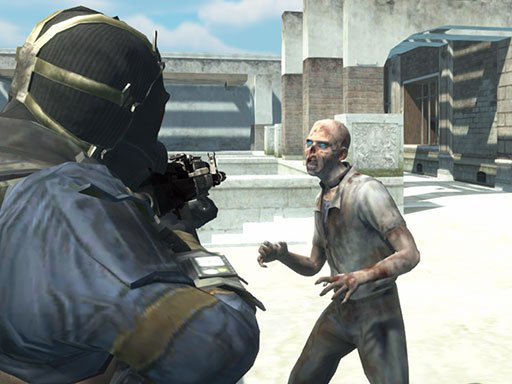 Play Zombie Defence Team Online