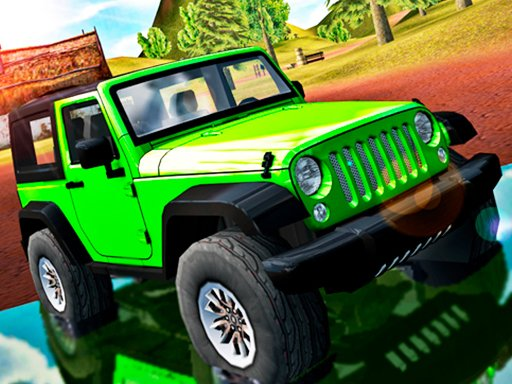 Play Mountain Climb 4x4 Online