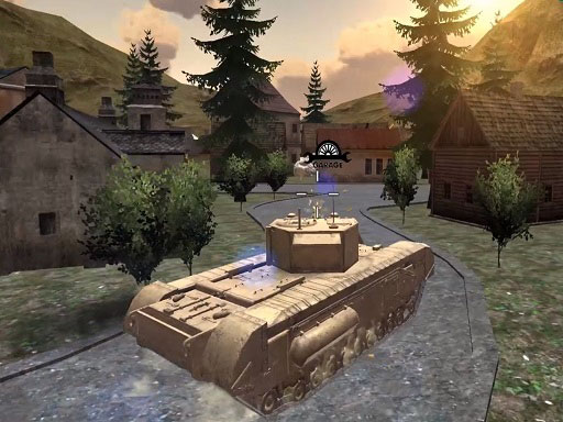 Play WW2 Modern War Tanks 1942 Online